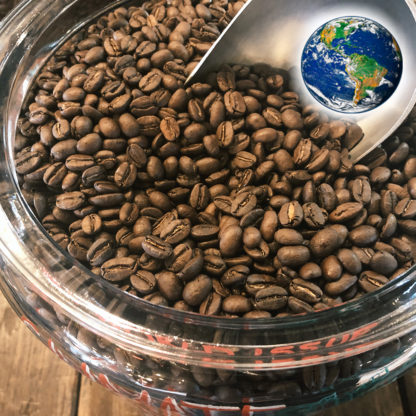 roasted coffee that's addressing climate change