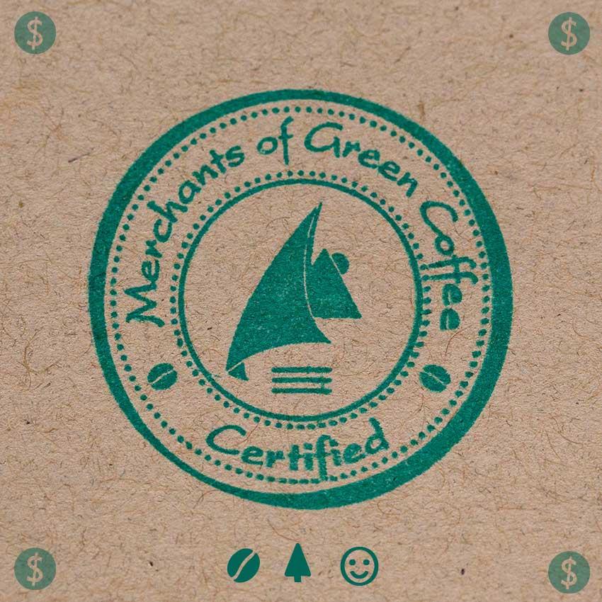 Merchants of Green Coffee Gift Card