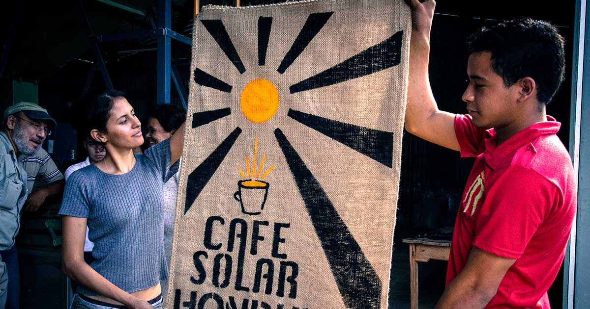 Cafe Solar Solar-Dried Coffee Program Image