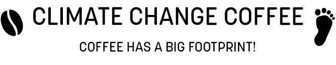 Climate Change Coffee wordmark.