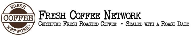 Fresh Coffee Network word mark.